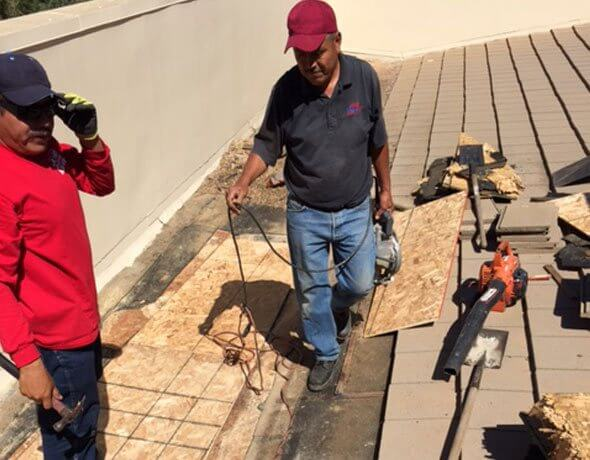 Roofing Repair Canyon Lake And Menifee Ca Solar Roof