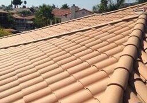 Tile Roof InstallationRepair Canyon Lake And Menifee CA Tile - Clay tile roof maintenance