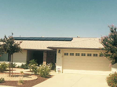 Shingle Roof Replacement Menifee
