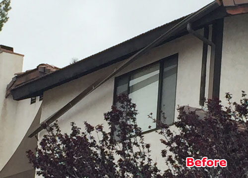 Skylight & Gutter Cleaning